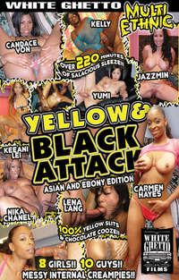 Yellow & Black Attack | Adult Rental