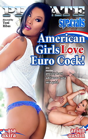 American Girls Love Euro Cock! Porn Video Art