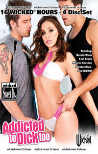 Addicted to Dick Too - Disc #2 | Adult Rental