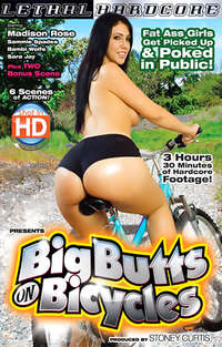 Big Butts On Bicycles | Adult Rental