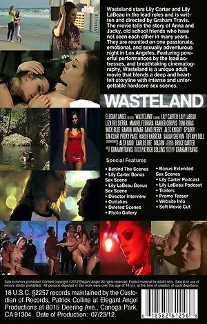 Wasteland - Disc #2 (Bonus) Porn Video Art