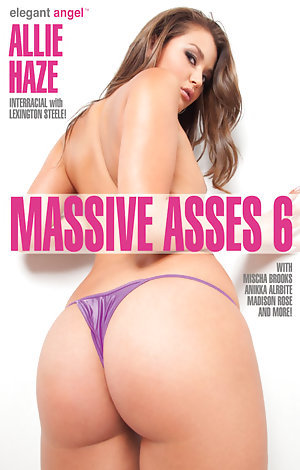 Massive Asses #6 Porn Video Art