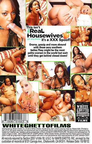 This Isn't the Real Housewives of Atlanta, It's A XXX Spoof Porn Video Art