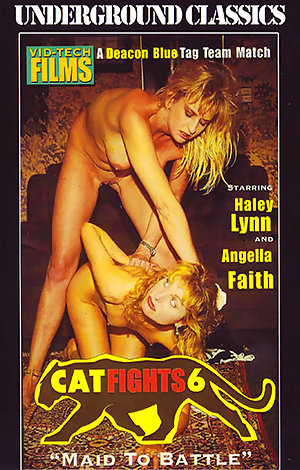 Cat Fights #6 Porn Video Art