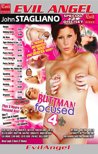 Buttman Focused #4 - Disc #1 | Adult Rental