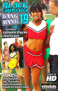 Black Cheerleader Gang Bang #19 | Adult Rental