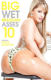 Big Wet Brazilian Asses #10 | Adult Rental