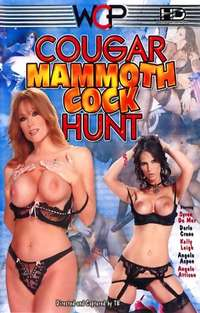 Cougar Mammoth Cock Hunt  | Adult Rental