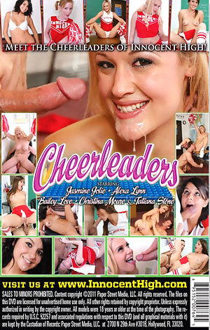 Cheerleaders Porn Video Art