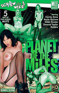 Planet of the MILFS | Adult Rental
