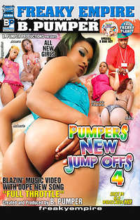 Pumper's New Jump Offs #4 - Disc #1 | Adult Rental