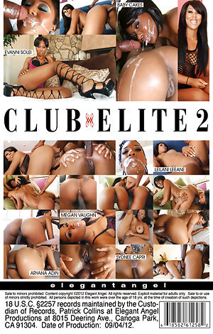Club Elite #2 - Disc #2 Porn Video Art
