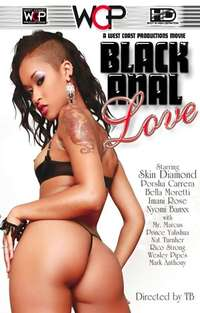 Black Anal Love  | Adult Rental
