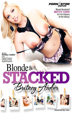 Blonde and Stacked Britney Amber  Porn Video Art