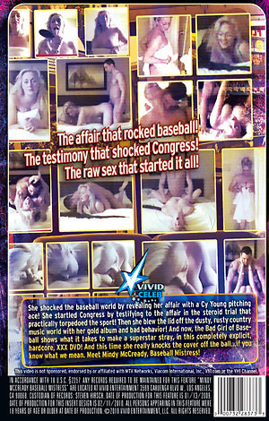 Mindy McCready: Baseball Mistress  Porn Video Art