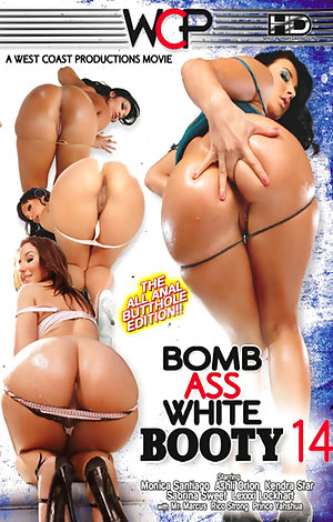 Bomb Ass White Booty #14  Porn Video