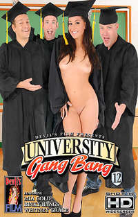 University Gang Bang #12  | Adult Rental