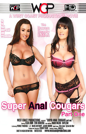 Super Anal Cougars Porn Video Art