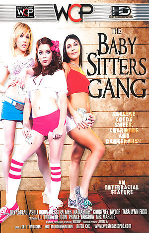 The Baby Sitters Gang Porn Video Art