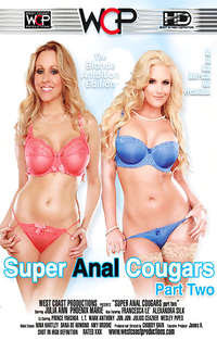 Super Anal Cougars #2  | Adult Rental