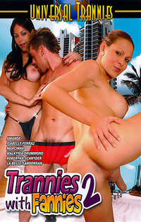 Trannies With Fannies #2 | Adult Rental