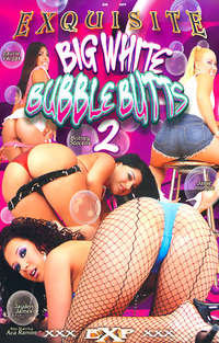 Big White Bubble Butts #2  | Adult Rental