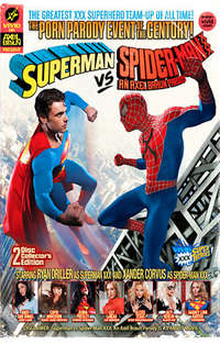 Superman Vs Spider-Man XXX: An Axel Braun Parody - Disc #1 (Feature) | Adult Rental