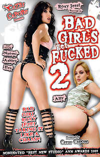 Bad Girls Get Fucked #2  | Adult Rental