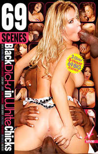 69 Scenes: Black Dicks In White Chicks - Disc #2 | Adult Rental