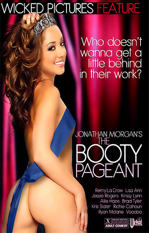 The Booty Pageant Porn Video Art