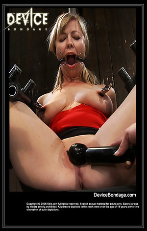 Device Bondage - Adrianna Nicole Porn Video Art