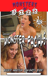 Monsters of Jizz - Monster Facials