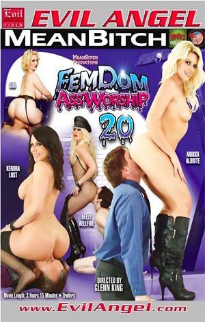 Femdom Ass Worship #20 Porn Video Art