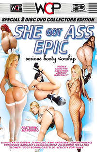 She Got Ass Epic - Disc #2 | Adult Rental