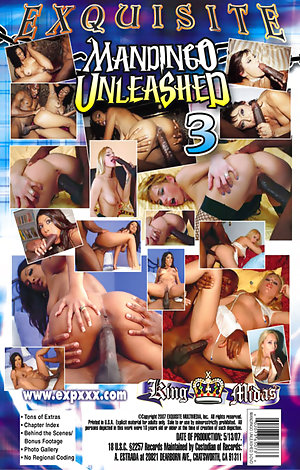 Mandingo Unleashed #3  Porn Video Art