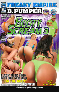 Booty Scream #3 - Disc #1 | Adult Rental