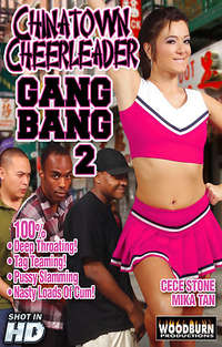 Chinatown Cheerleader Gang Bang #2 | Adult Rental