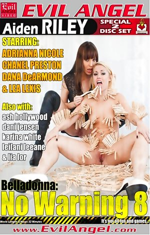 Belladonna: No Warning #8 - Disc #2 Porn Video Art