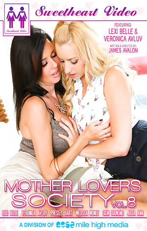Mother Lovers Society #8 Porn Video