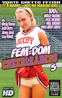 Fem Dom Cheerleaders #5