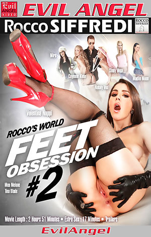 Rocco's World Feet Obsession #2  Porn Video Art
