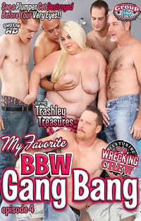 My Favorite BBW Gang Bang #4