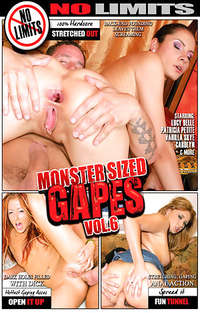 Monster Sized Gapes #6 | Adult Rental