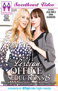 Lesbian Office Seductions #8 | Adult Rental