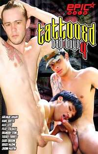 Tattooed Bad Boys # 4 | Adult Rental