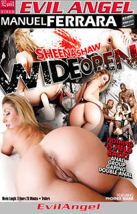 Sheena Shaw Wide Open