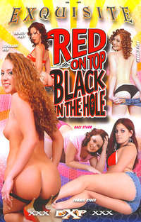 Red On Top Black In The Hole | Adult Rental