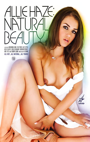 Allie Haze: Natural Beauty Porn Video Art
