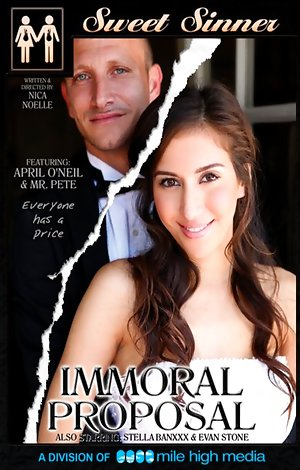 Immoral Proposal  Porn Video Art
