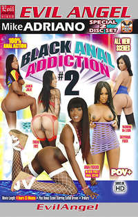 Black Anal Addiction #2 - Disc #1
